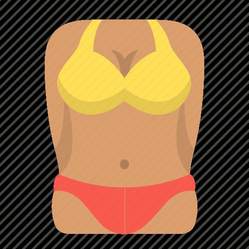 attractive, beach, bikini, body, girl, hot, sexy icon