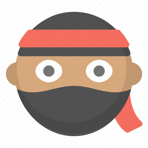fighter, karate, man, ninja, person, sneaky, stealth icon