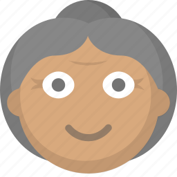 elderly, grandma, grandmother, home, nursing, old, woman icon
