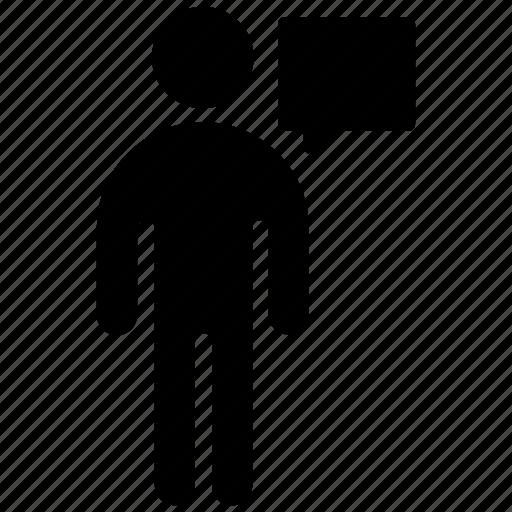 communion, dialog, human, man, stick, stickman icon