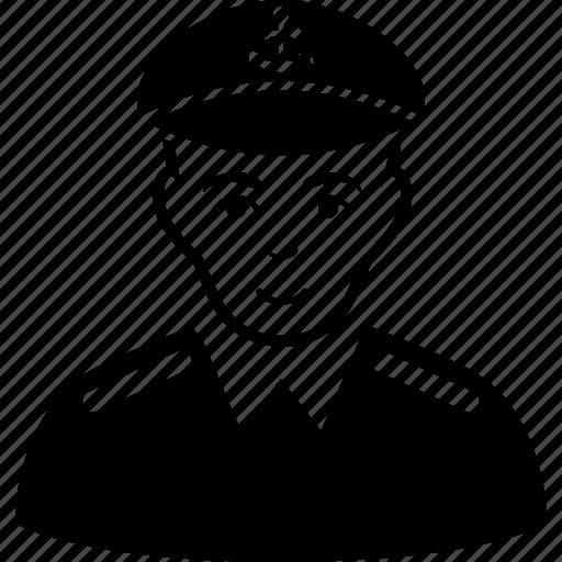 administrator, boat driver, captain, control, navigate, navigation, sailor icon