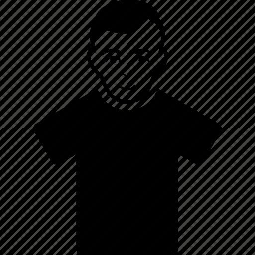 customer, guy, man, person, profile, student, user icon
