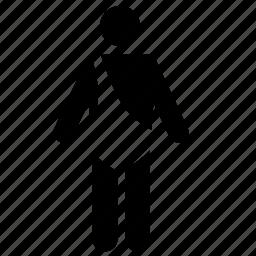 human, individual, man icon