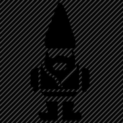 elf, gnome icon