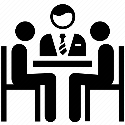advising, consultant, consulting, discussion, investing, meeting icon
