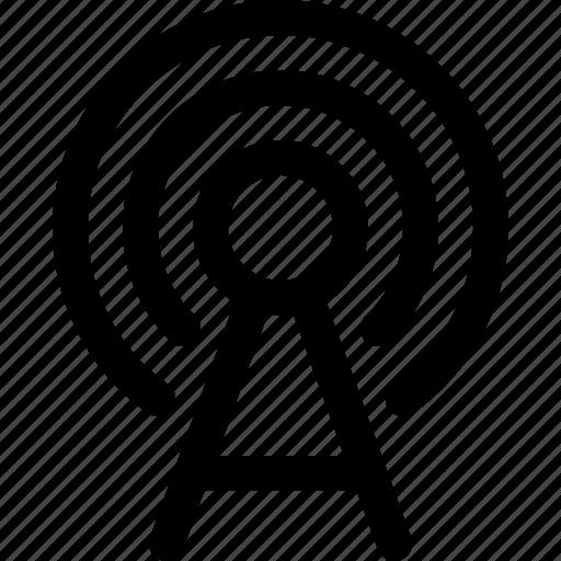internet, online, signal, wifi icon