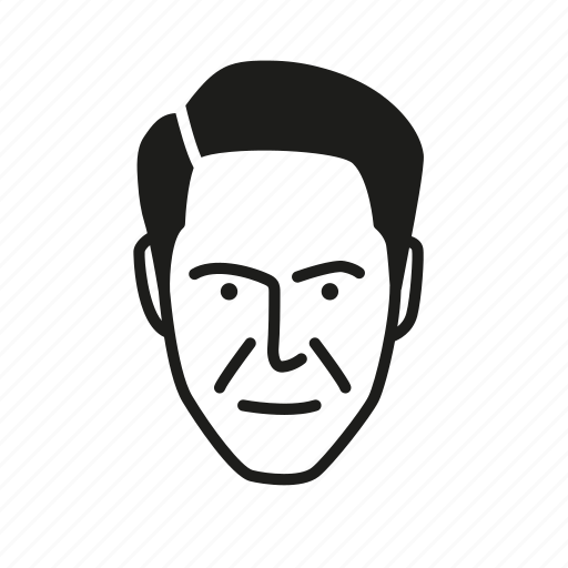 Face, human, male, man, persona, user icon - Download on Iconfinder