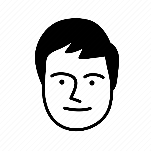 face, friend, man, person, persona, user icon