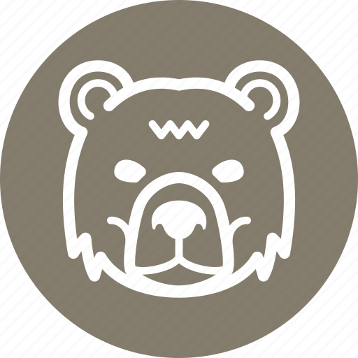 bear market, business, investment, stock market icon