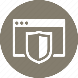 online banking, protection, secure, security, shield icon