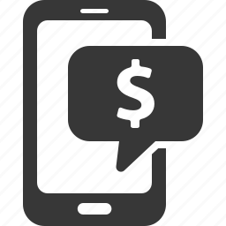 check balance, ecommerce, mobile banking, online banking icon