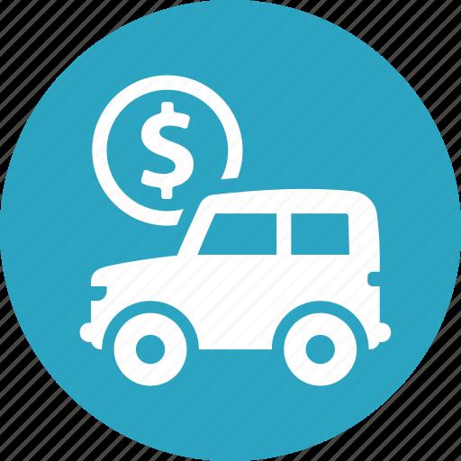 Car Finance Icon Auto Car Finance Loan