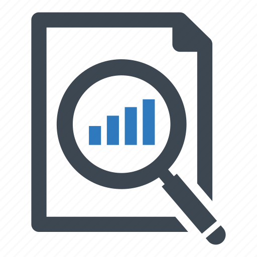 analysis, business growth, graph icon