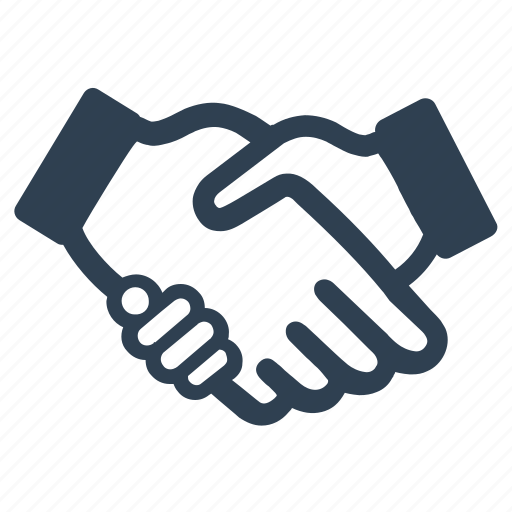 Agreement, business deal, handshake icon - Download on Iconfinder