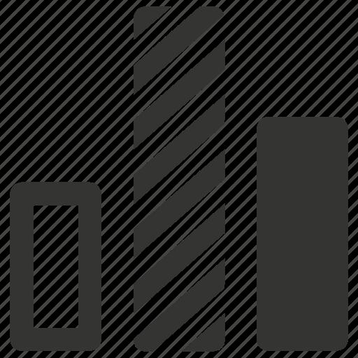 bar chart, diagram, graph icon