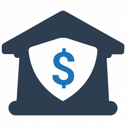 banking, money, protection, secure banking, shield icon