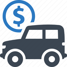 auto loan, car, finance, loan, money, payment, vehicle icon