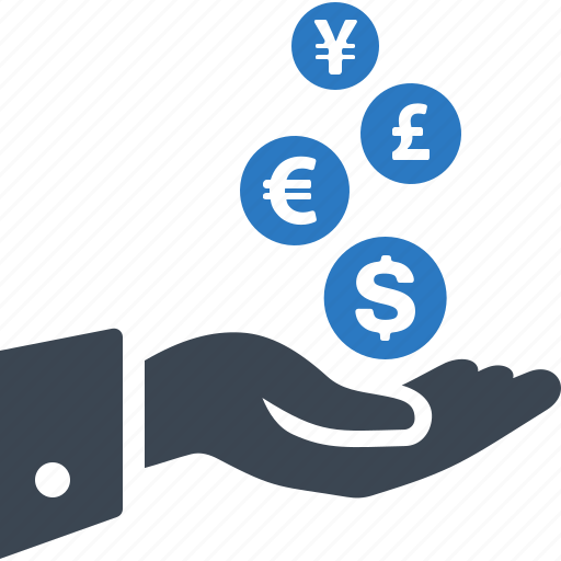 fees, finance, income, money, payment, profit icon