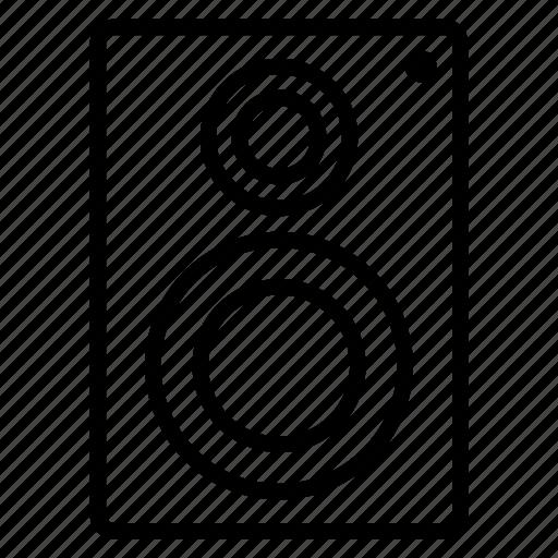 dance, music, sound, speaker icon