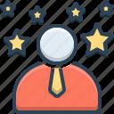 expert, fancier, master, specialist icon