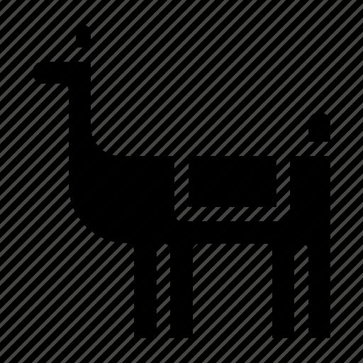 animal, llama, mammal, nature, wild life, wildlife, zoo icon