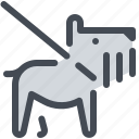 dog, leash, pet, purebred, show