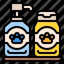 pet, shampoo, soap, washing, cleaning