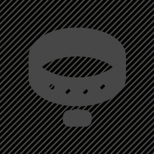 collar, dog, domestic, pet icon