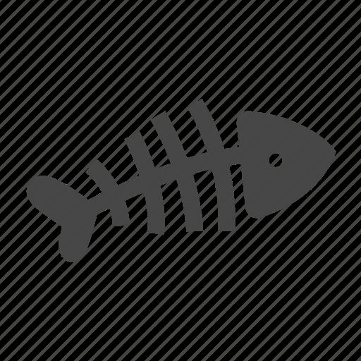 Bone, fish, fish bone, seafood icon - Download on Iconfinder