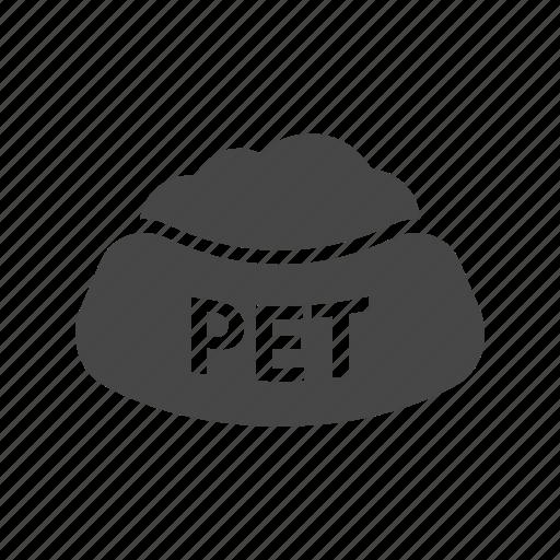 bowl, food, pet, pet food bowl icon