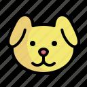pet, shop, dog, petshop, animal, head