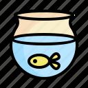 pet, shop, fish, aquarium, animal, petshop