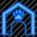 house, paw, pet, animal, cat