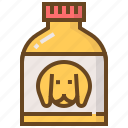 animal, care, dog, pet, shampoo, shop, store icon