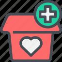 health, medical, pet, vet, veterinary icon