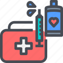 aid, health, medical, medicine icon
