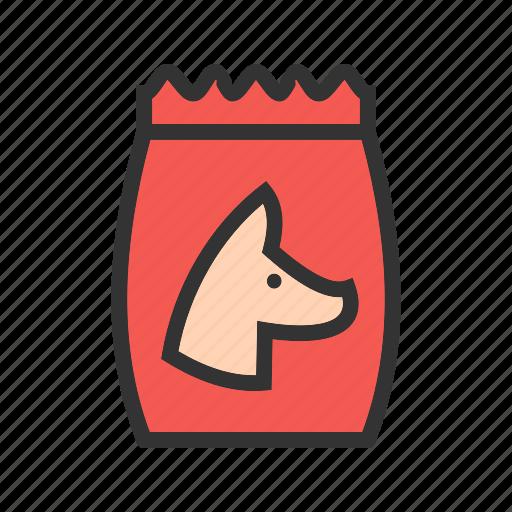 Biscuit, bone, bowl, dog, food, pet, puppy icon - Download on Iconfinder