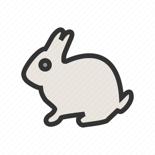 baby, bunny, cute, farm, pet, rabbit, young icon