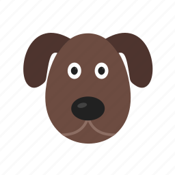animal, cute, dog, dogs, eyes, face, puppy icon