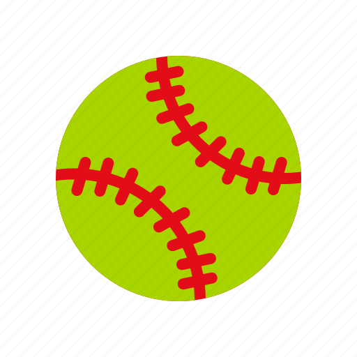 Ball, dog, game, shot, soft, softball icon - Download on Iconfinder