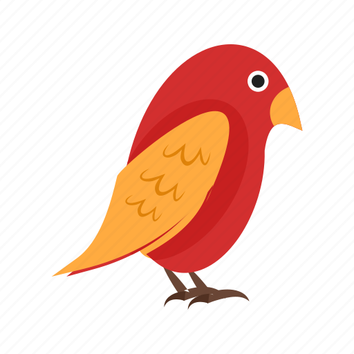 Bird, cute, flying, green, home, parrot, pet icon - Download on Iconfinder