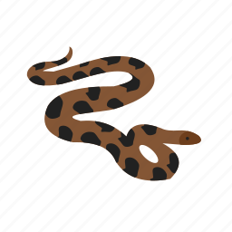 bite, cobra, pet, poison, snake, tongue, wild icon