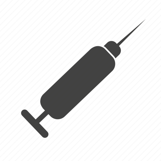 drug, injection, medicine, needle, syringe, treatment, vaccination icon
