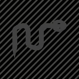 bite, cobra, pet, poison, snake, tongue, wild icon