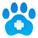 animal, care, health, hospital, pet icon