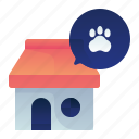 animal, building, house, pet, store