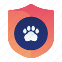 healthcare, pet, protection, safety, vaccination icon
