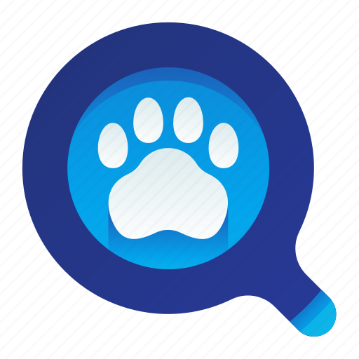 Animal, find, missing, pet, search icon - Download on Iconfinder