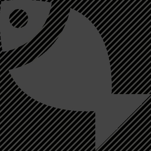 animal, creature, fish, pet icon