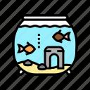 fish, pet, pets, domestic, animal, dog